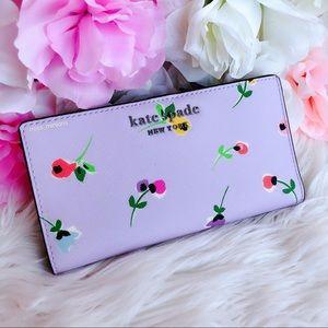 Kate Spade Cameron Wildflower Bifold Wallet